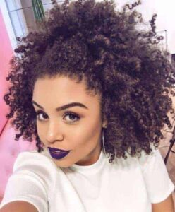 Afro Curly Hair | How To Style & Slay In 2021