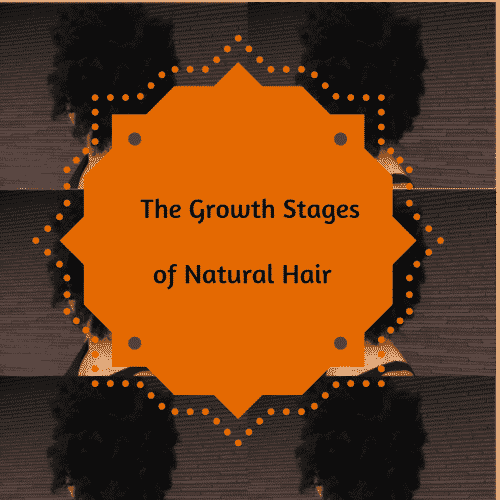 THE GROWTH STAGES OF NATURAL HAIR 2021