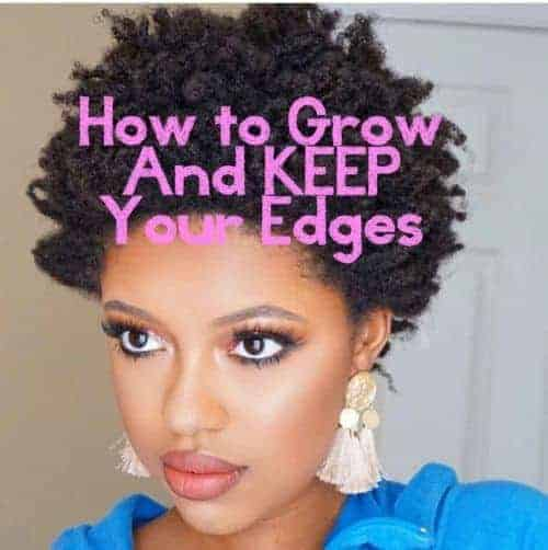 HOW TO GROW BACK EDGES FAST