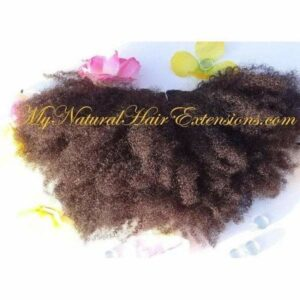 4C Weave 4B | Afro Kinky Curly - My Natural Hair Extensions