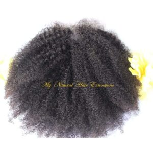 4B / 4C Closure | Afro Kinky | My Natural Hair Extensions