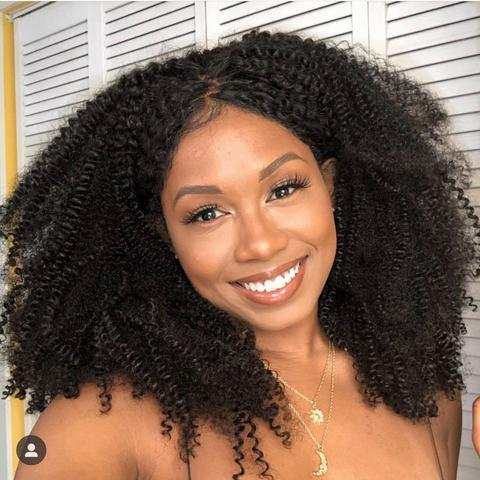 CUTE QUICK WEAVE HAIRSTYLES FOR NATURAL HAIR 5