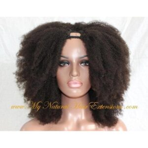 4C hair Wigs 4B | Afro Kinky | My Natural Hair Extensions